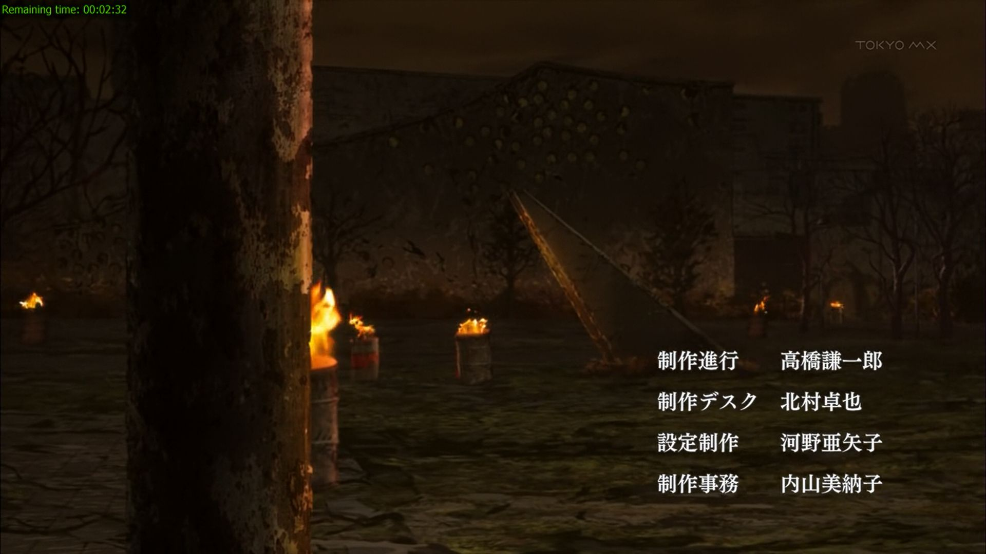 That awesome life-like fire animation last seen in Yumekui Merry makes its return in this anime.