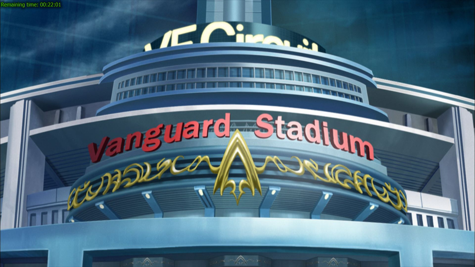 Rather than wasting precious real estate to casinos, Singapore is better off building Vanguard stadiums instead.