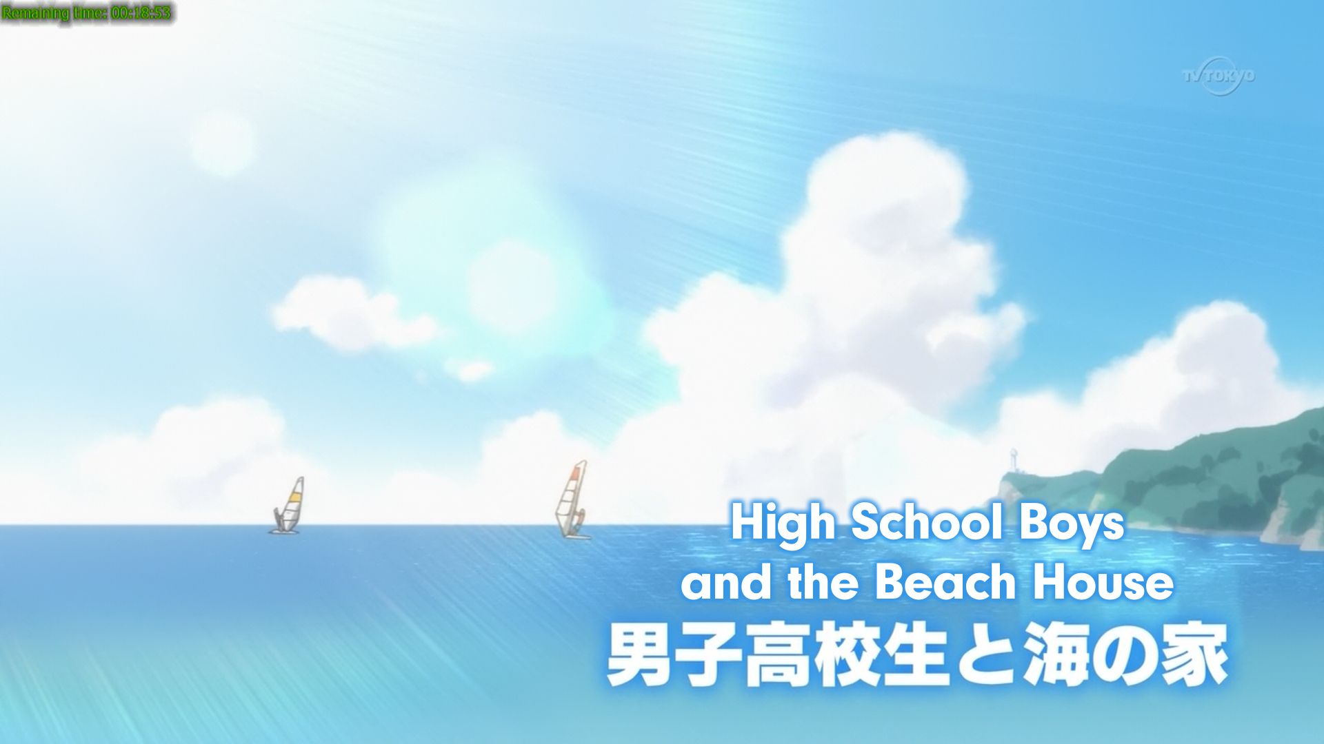 A beach episode. Obviously it is nowhere as good as the outstanding Highschool of the Dead OVA.