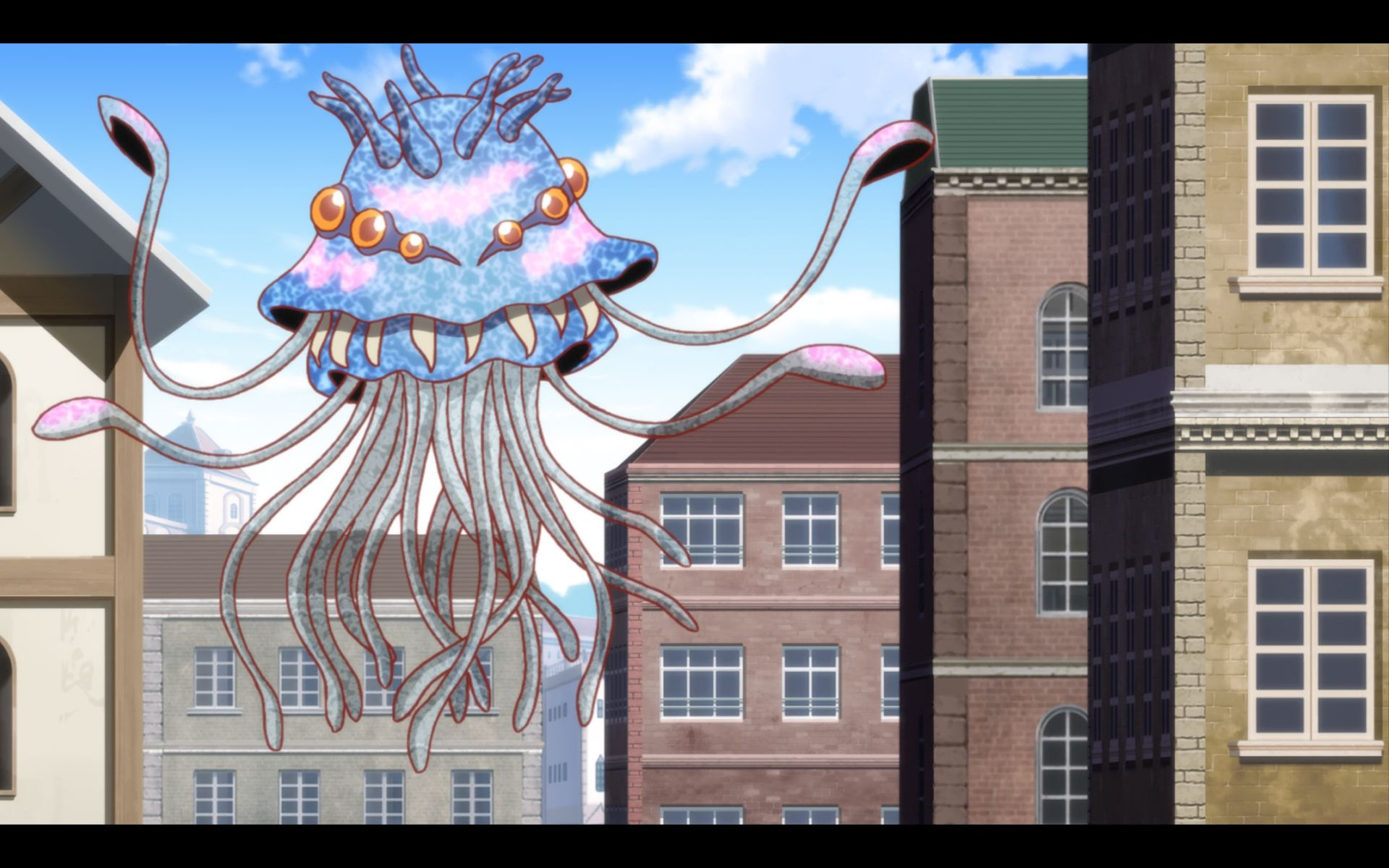 The 'final' boss of this anime.