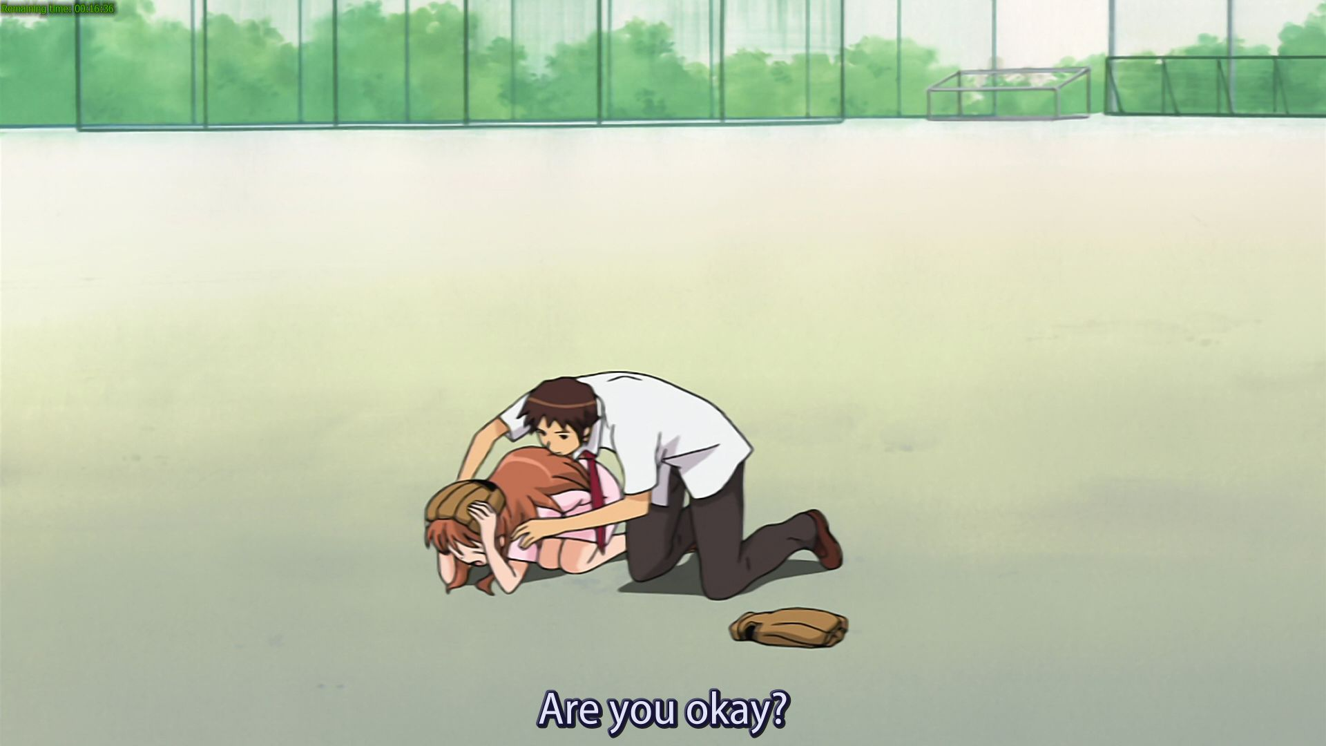 The Blu-ray upscales of the first season materials is truly atrocious. Between this anime, AIR and Lucky Star BD releases, Kyoto Animation makes JC Staff looks good.
