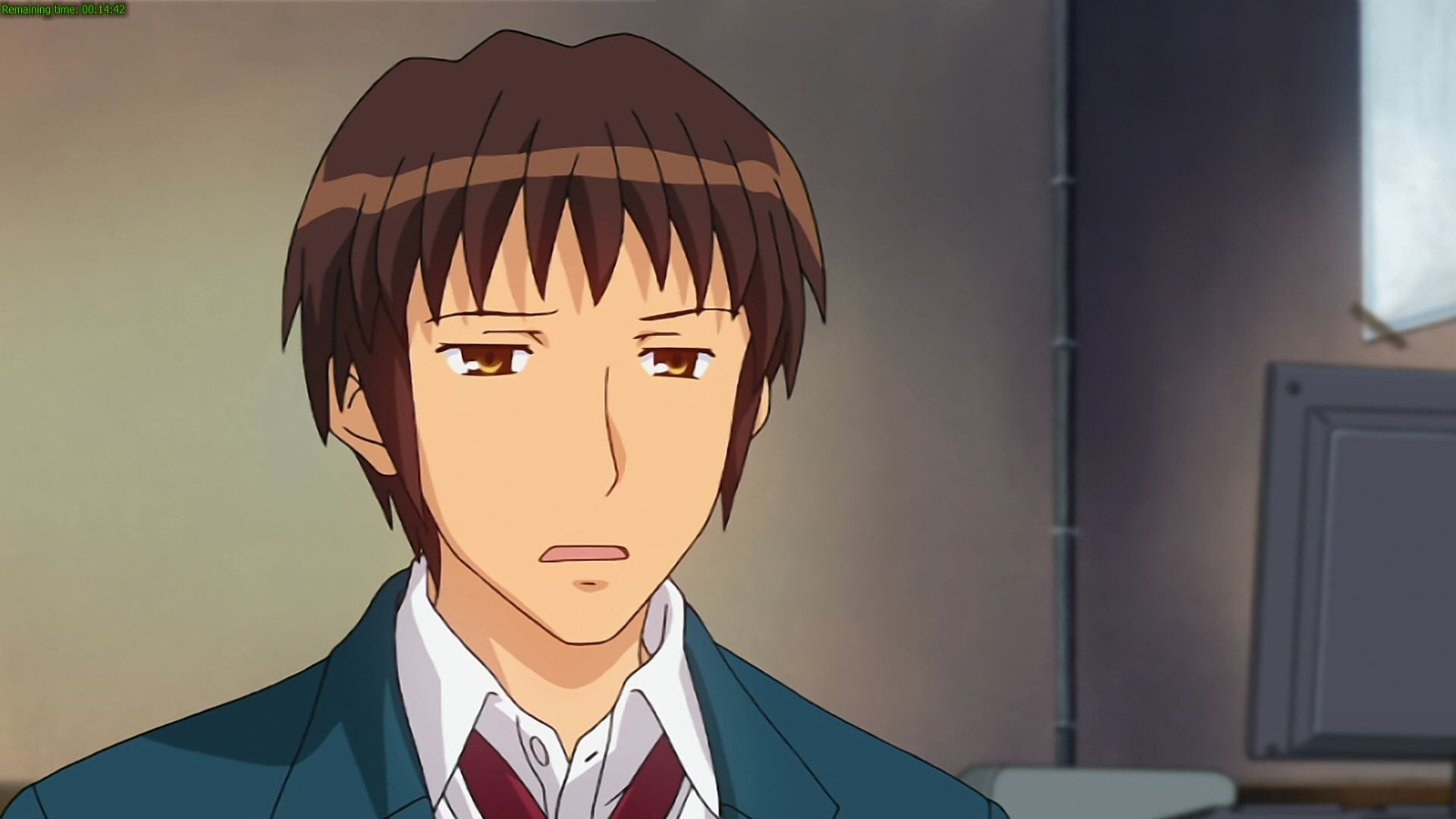 The main male protagonist, who is also the best character of this series.